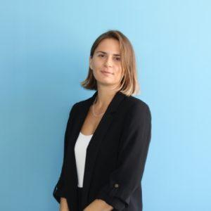 ΑΝΗ ΡΑΖΗ   Head of Marketing & Communication Office